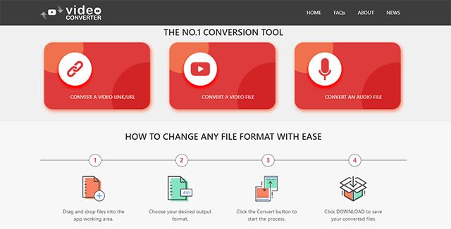 Best Free Video Converter Online
