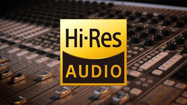 common audio formats